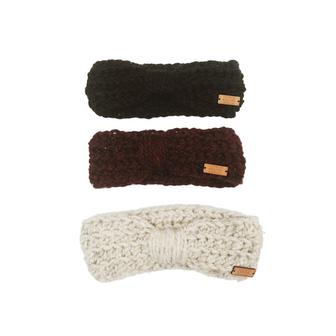 Made in Vermont Knitted Headband