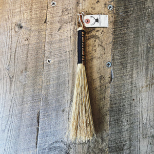Salt & Spruce Handcrafted Whisk Broom
