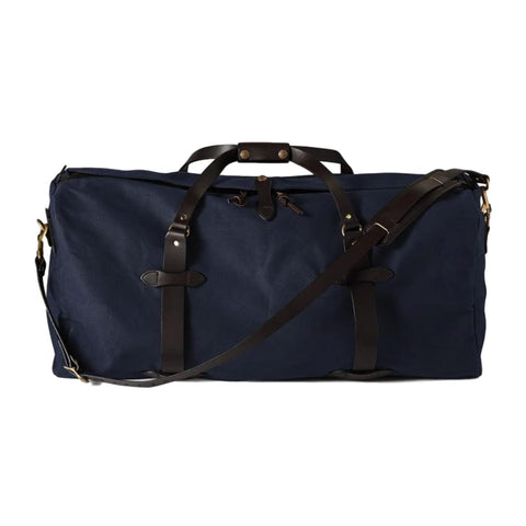 Filson Large Rugged Twill Duffle Bag Navy
