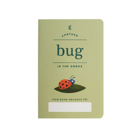 Kids Bug Passport Book