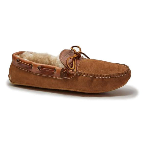 Quoddy Fireside Camp Men's Slipper