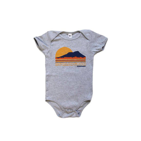 Burlington Baby Onesie