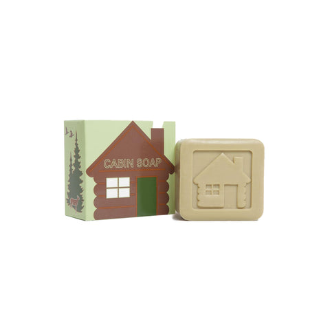 Cabin Square Soap
