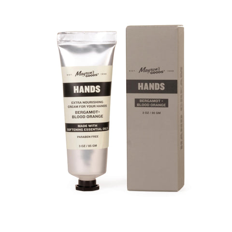 Bergamont and Blood Orange Hand Cream