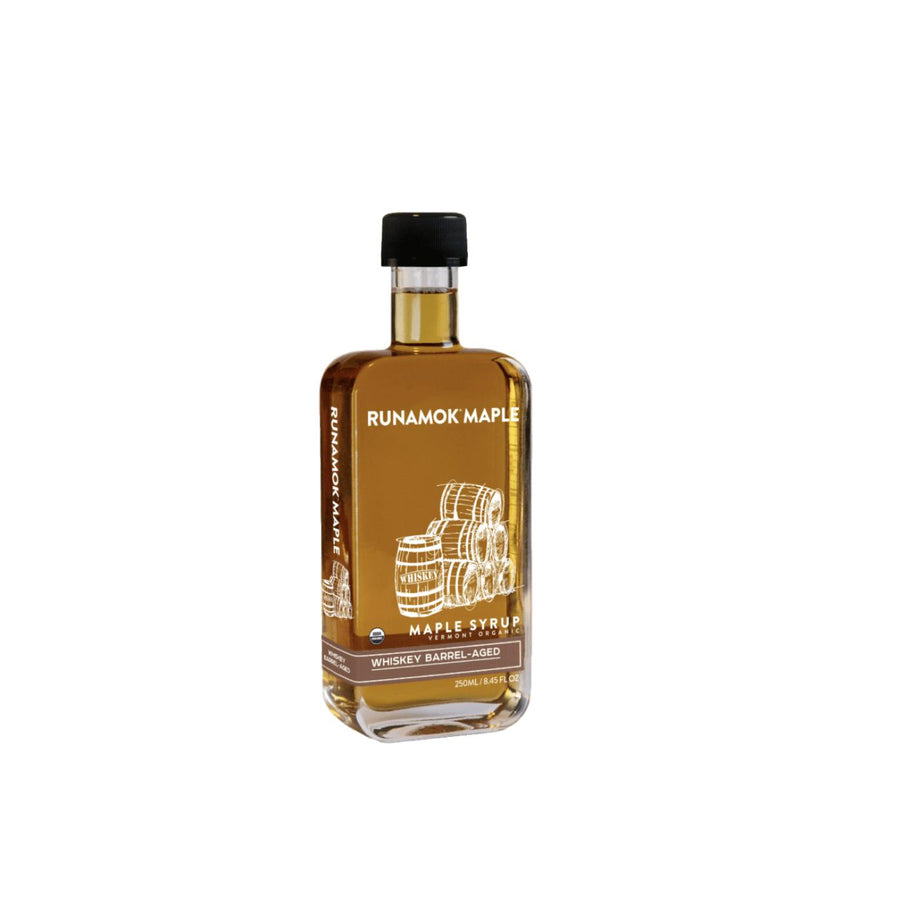 Whiskey Barrel Aged Maple Syrup 250ml