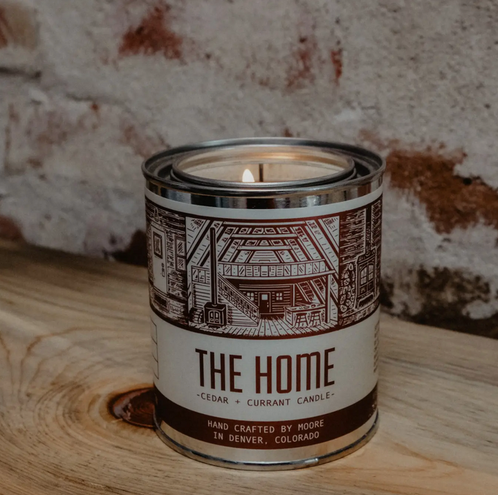 The Home Candle - Half Pint