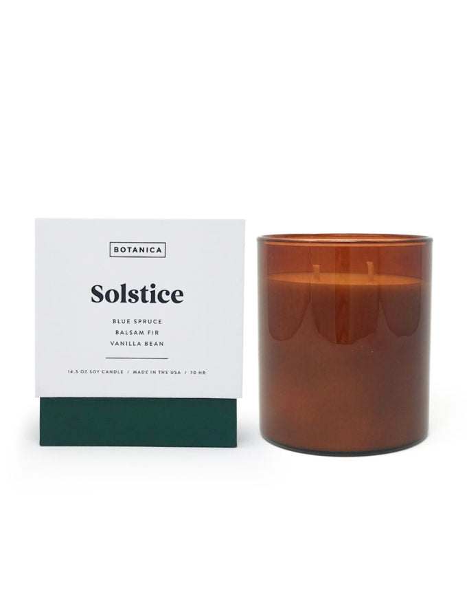 Solstice Large Candle - 14.5oz