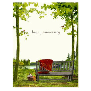Happy Anniversary Best Companion Card - FD2