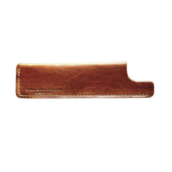 Chicago Comb Company Model No. 2 Horween Leather Comb Sheath