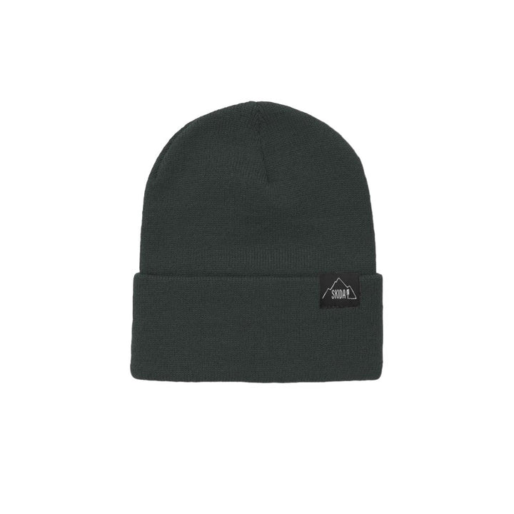 SKIDA USA Knit Ridge Beanie - Evergreen