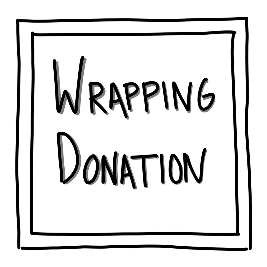 Wrapping Donation