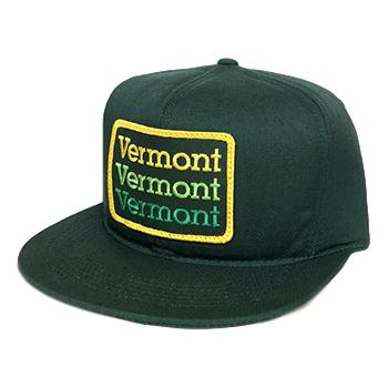 Vermont Patch 6 Panel Cap
