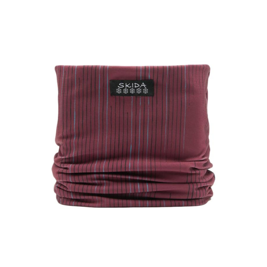 Skida Kid's Fleece-Lined Neckwarmer - Corduroy