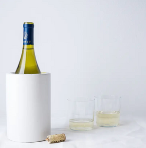 Concrete Utensil Holder / Wine Chiller