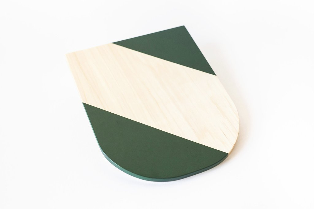 Children's Wooden Toy Shield
