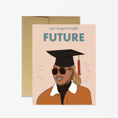 Bright Future Card - PM4