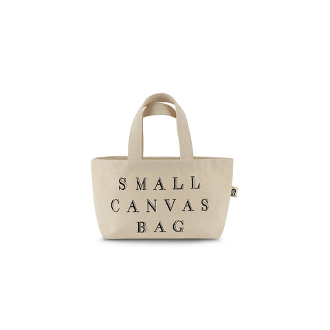 Small Canvas Bag Tote