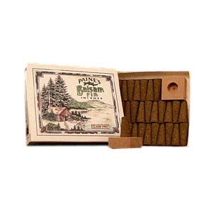 Balsam Fir Incense Cones