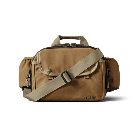Filson Tin Cloth Fishing Pack