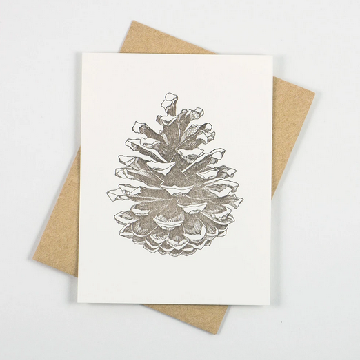 Pinecone Card - LS2