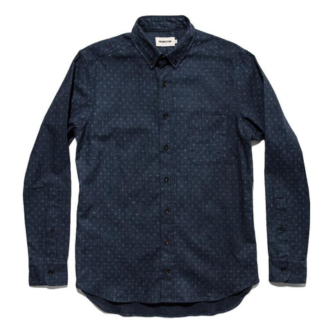 The Jack Shirt - Indigo Star