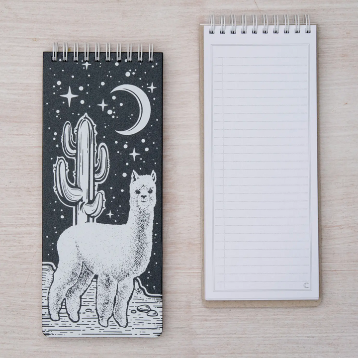 Alpaca Jotter Noteboook