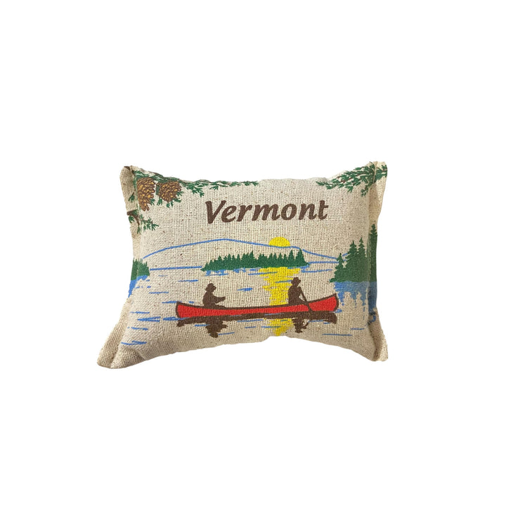 Souvenir of Vermont Balsam Pillow
