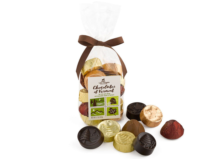 Chocolates of Vermont 12 Piece Bag