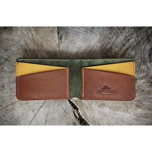 Flatlander Supply Co. Gran Primo Billfold Wallet