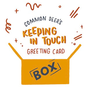 Keeping in Touch Greeting Card Pack