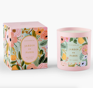 Jardin de Paris Candle - 9oz