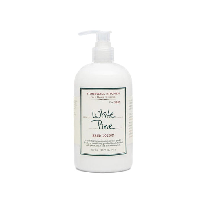 White Pine Hand Lotion