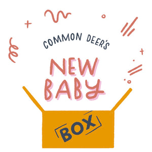 """New Baby"" Custom Gift Box"