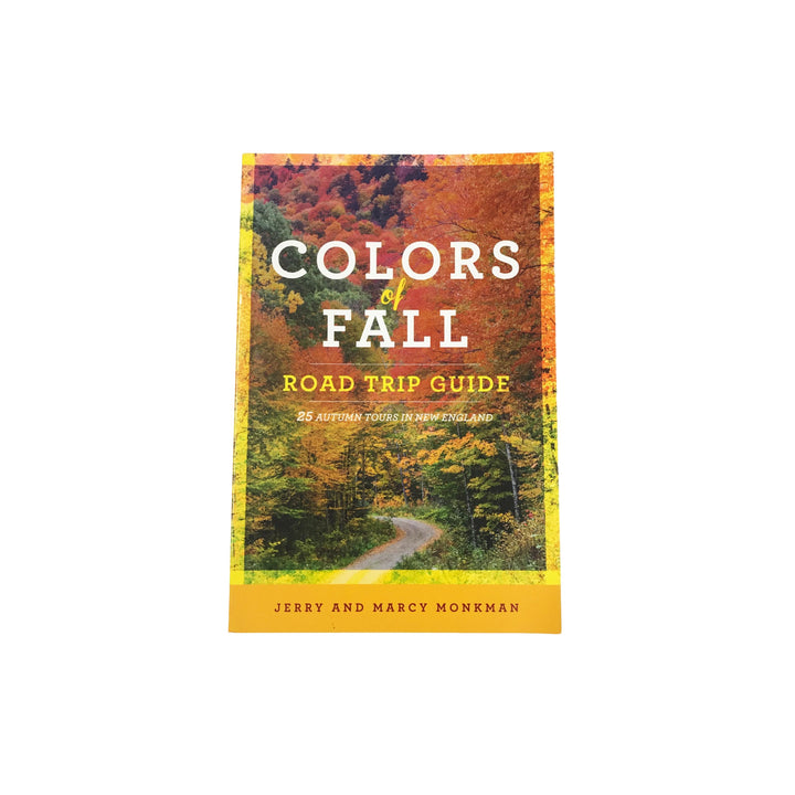 Colors of Fall Road Trip Guidebook