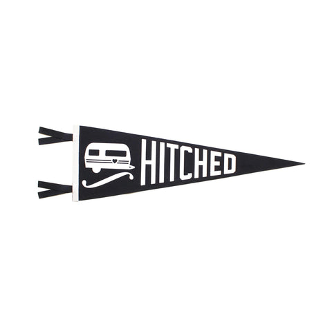 Oxford Hitched Pennant
