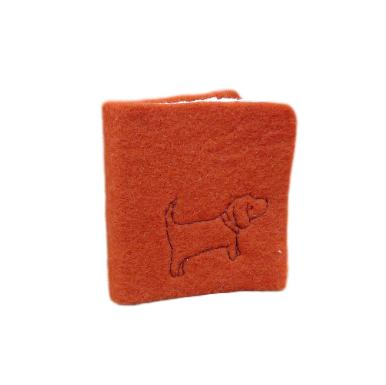 Mini Felt Animal Journal