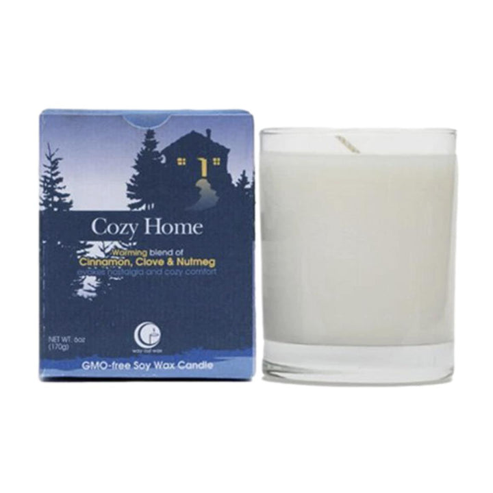 Vermont-Made Cozy Home Candle - 6oz