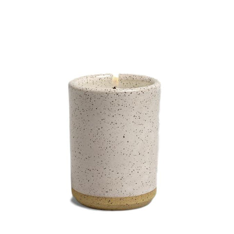Ojai Ceramic Glazed Candle