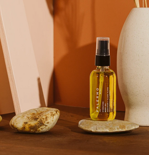 Hydrating Body Oil With Geranium + Ylang Ylang