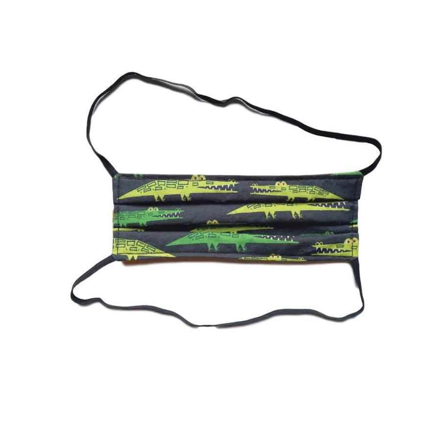 Vermont Made Face Mask - Alligator