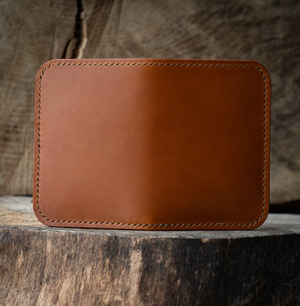 Flatlander Supply Co Flatlander Wallet Machine Stitched