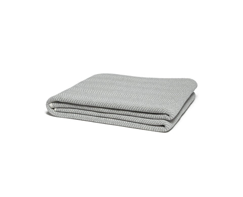Eco Herringbone Throw