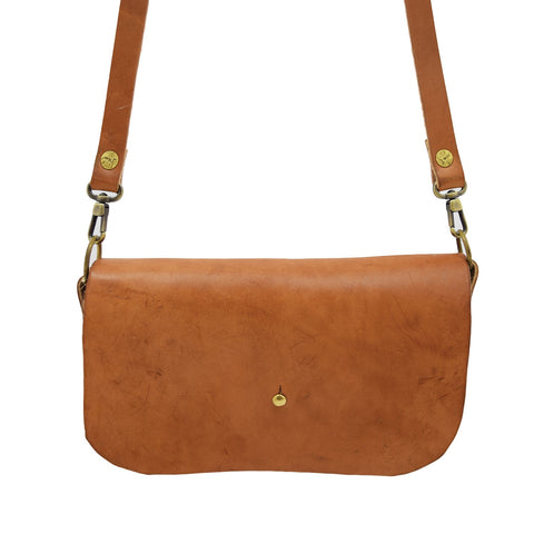 Leather Crossbody Smith Bag