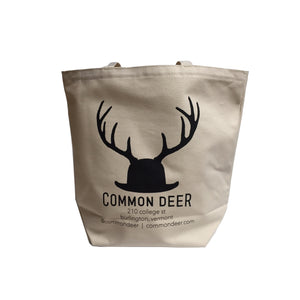 The Common Deer Signature Market Tote