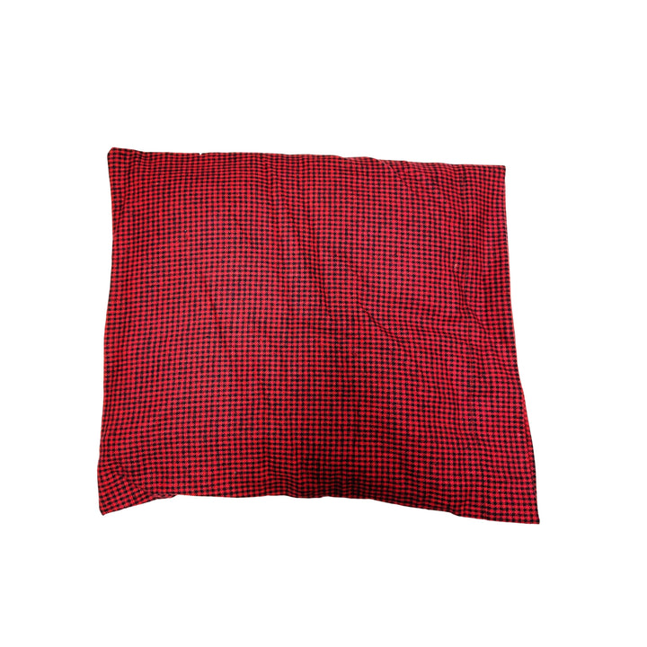 Black Cherry Plaid Back Heating Pad