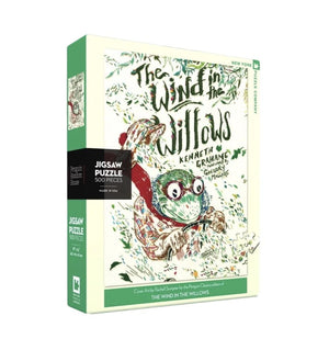 Wind in the Willows 500 Piece Puzzle