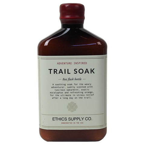 Trail Soak 14 oz Bath Salt Soak