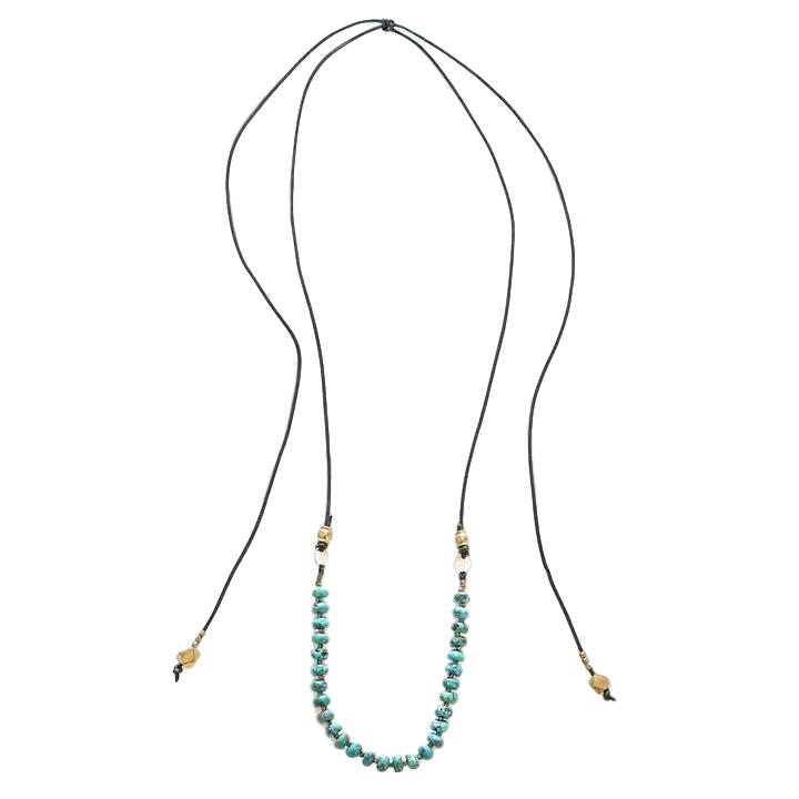 Turquoise Mojave Necklace