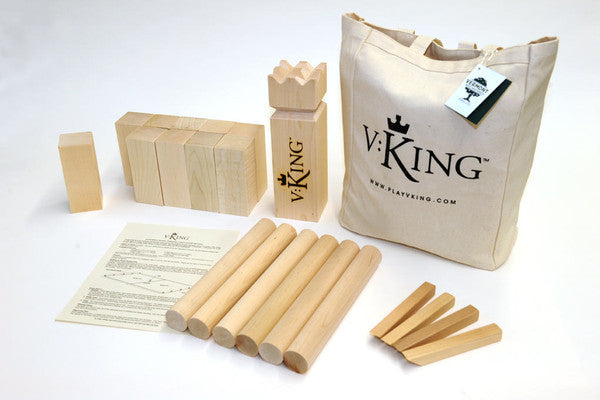 V KING Wooden Lawn Game