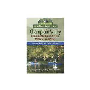 A Paddler's Guide to the Champlain Valley Book